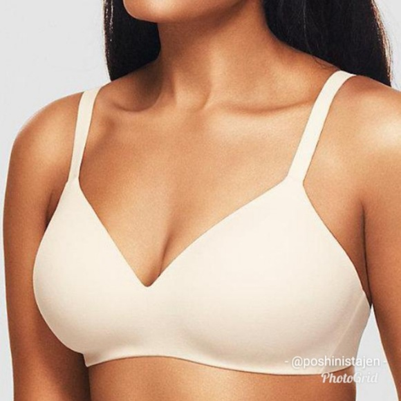 afb64d13ff579 NWT Wacoal How Perfect Wire Free Bra 36D